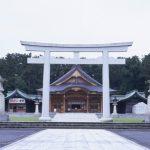 新潟護国神社初詣2019参拝!混雑回避方法は?