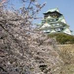 大阪城公園の桜2018!見頃は?駐車場は?西の丸庭園のライトアップ情報も!