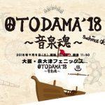 OTODAMA(大阪府泉大津)2018!シャトルバスの混雑状況は?持ち物は?