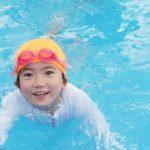 滲出性中耳炎なのにプールは有り!?子供には耳栓?いつからプールに入れるの?