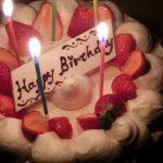 80代誕生日プレゼントにケーキを!高齢者向けのケーキを選ぶ4つのポイント!